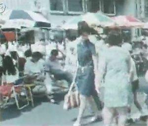 銀座歩行者天国1970