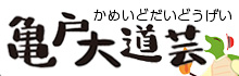【発表】第16回亀戸大道芸出演者【12/20開催】